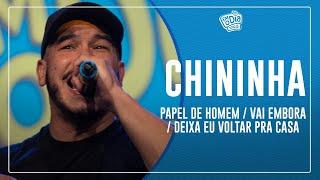 FM O Dia - Chininha - Pout Pourri ( Papel de Homem / Vai embora / Deixa eu Voltar Pra Casa)