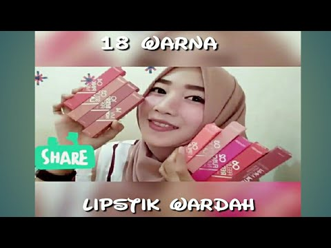 review-18-warna-lipstik-matte-wardah!!
