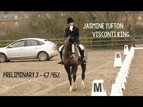 Preliminary 7 - Jasmine Tufton & Visconti King
