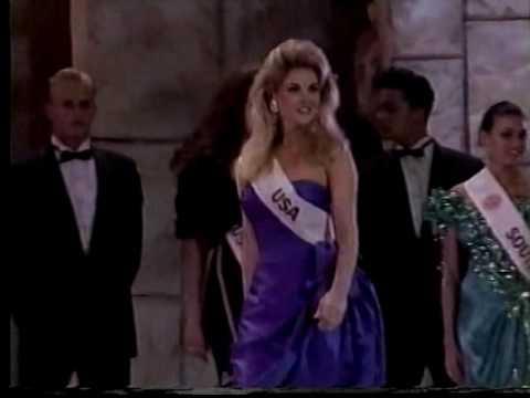 MISS WORLD 1992 EVENING GOWNS & FINAL QUESTIONS