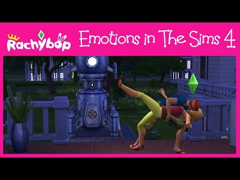 how to delete emotions sims 4