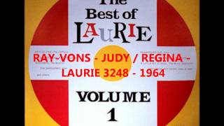 RAY-VONS - JUDY / REGINA - LAURIE 3248 - 1964