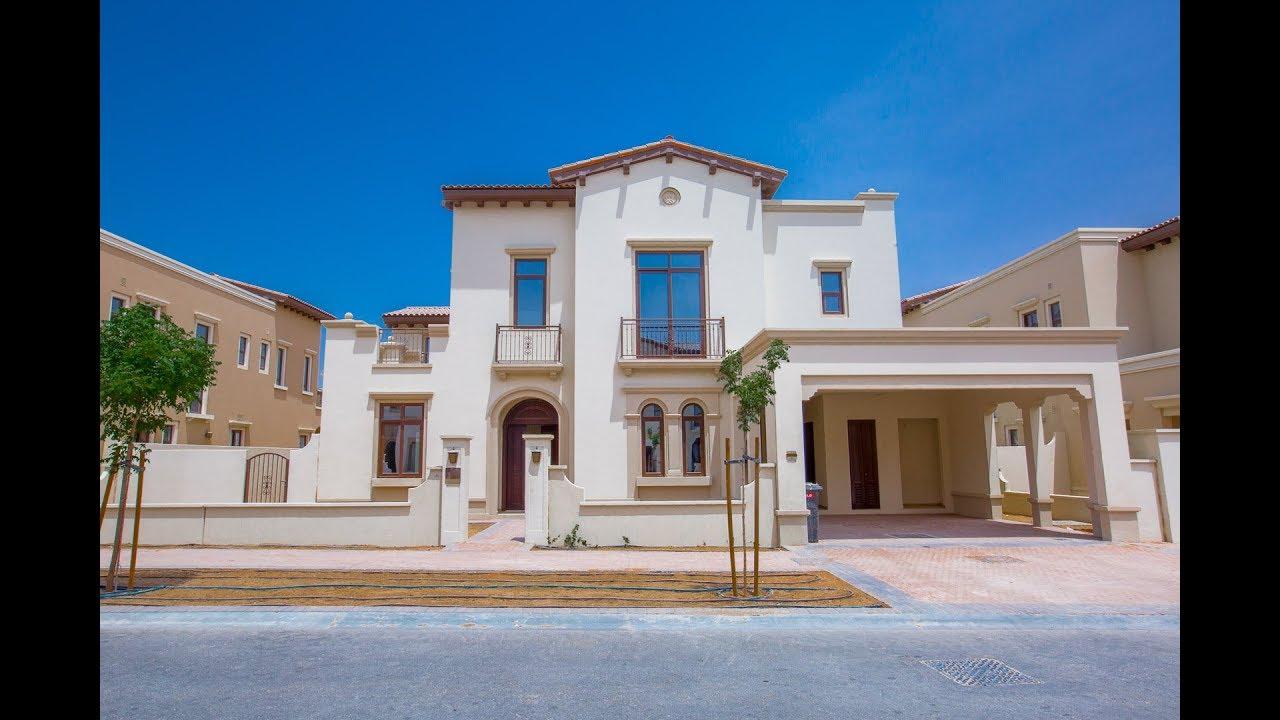 Dubai Real Estate Villas For Rent
