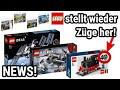 MAN hat uns erhört! | Neue LEGO Züge in 2020 | mein MOC! |Gerüchte & News!