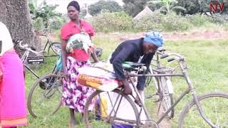Action-Aid donates to flood victims in Katakwi district
