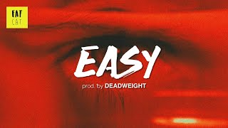 (free) Chill Old School Boom Bap type beat x hip hop instrumental | 'Easy' prod. by DEADWEIGHT