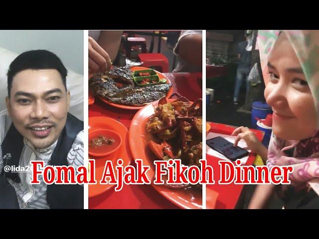 Usai Dari Studio Fomal Ajak Fikoh Dinner