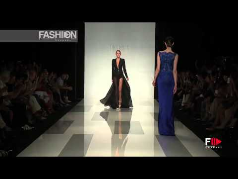 """TONY WARD"" Alta Moda Roma Autumn Winter 2013 2014 HD by Fashion Channel"