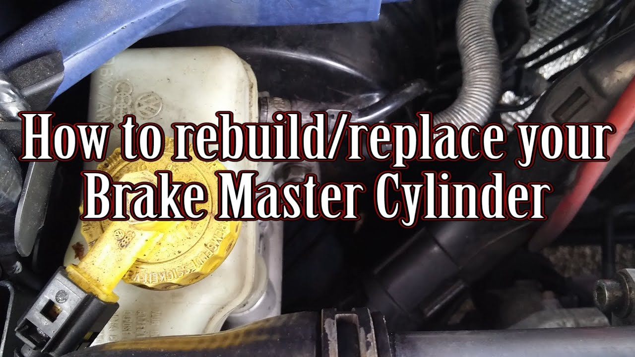 How To Rebuild Or Replace An Audi Seat Vw Skoda Brake