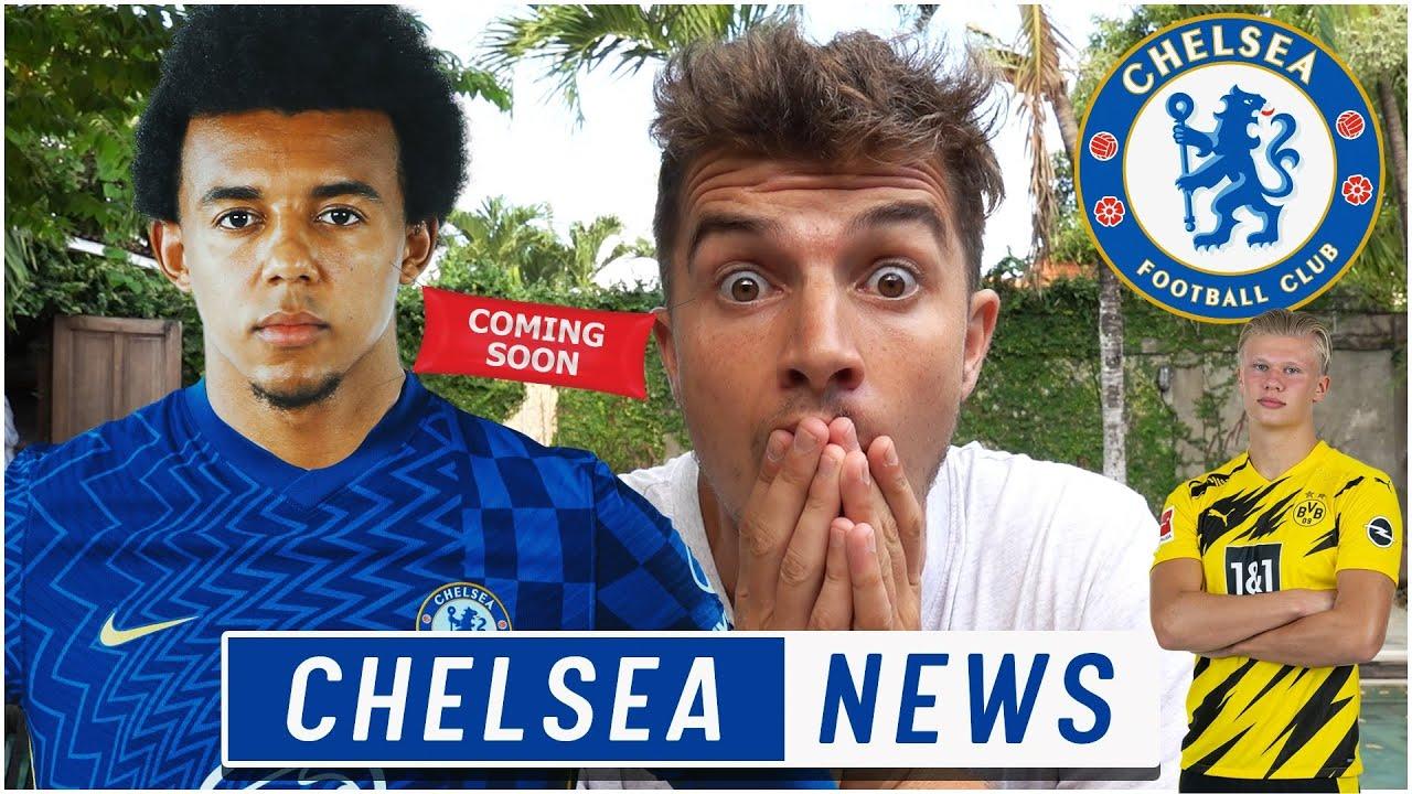 Chelsea FC NEWS   Huge Psychological HAALAND Boost After INTERVIEW?   CHELSEA TO SIGN KOUNDÉ