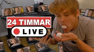 24 TIMMAR LIVESTREAM!
