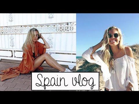 Spontaneous Trip to Spain   Cornelia