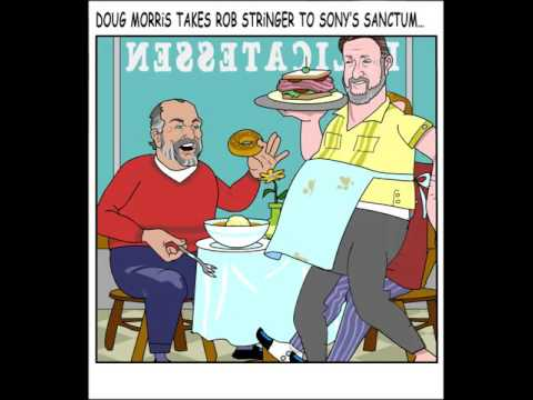 Doug Morris Takes Rob Stringer To Sony's Sanctum...