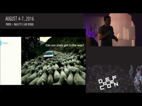 """PHV 2016, Omer Zohar, """"Measuring the Efficiency of a Deception Eco-System...."""" DEF CON 24"""