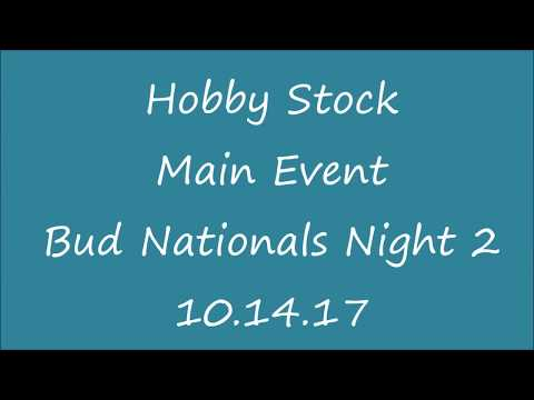 Hobby Stock Main Event - Bud Nationals Night 2 - Bakersfield Speedway