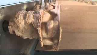 Handrails, Chair Legs Wood Engraving Machine-jinan Zhongke Cnc Equipment Co.,ltd