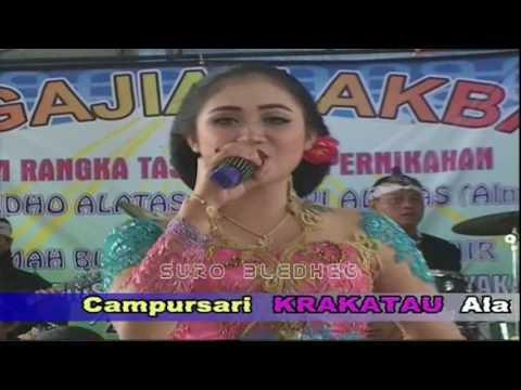 KRAKATAU™ ★ Sayang Wawes - Lia & Ida ★ Tanjungsari 2015
