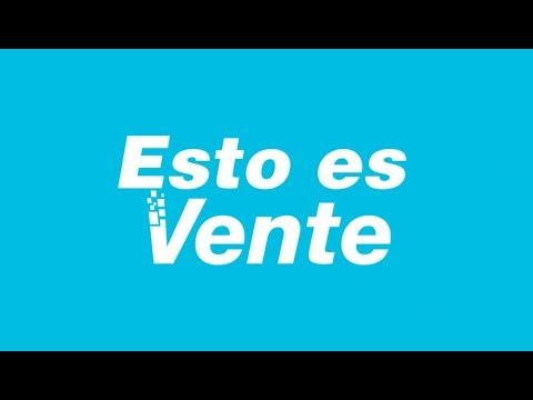 Esto es Vente Venezuela, el partido de la libertad.