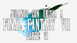 Final Fantasy VII Parte 6 - Don Corneo y Cloud la superdotada