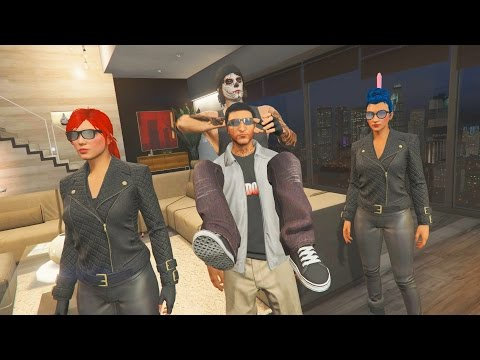 GOING ON A DATE IN GTA 5!! | GTA 5 | GTA V Online Funny Moments from YouTube · Duration:  19 minutes 20 seconds