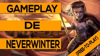 Gameplay Neverwinter (PT-BR) (Free-to-play)