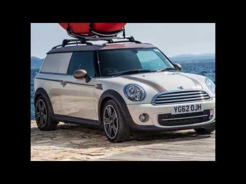 Mini Clubvan Camper 2013 Looks Youtube