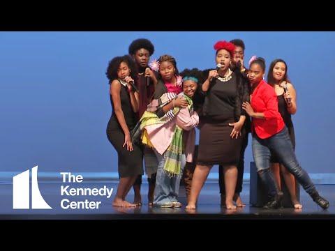 Duke Ellington School of the Arts - Millennium Stage (March 22, 2016)