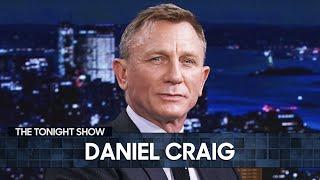 Daniel Craig Got Emotional After Shooting His Final Scene as James Bond