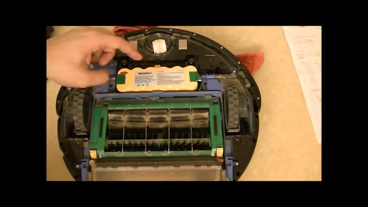 Irobot Roomba Dead Battery Detection And Solution Youtube