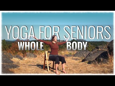 Yoga for Seniors: The Whole Body with Michelle Rubin