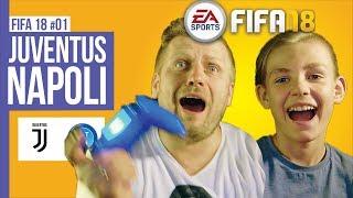 JUVENTUS-NAPOLI / FIFA18 #01
