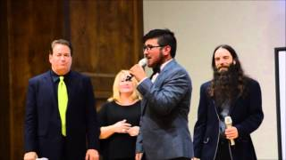 I Believe In A Hill Called Mt Calvary-- Hopper Brothers Quartet