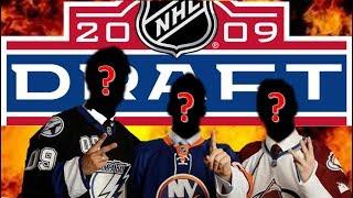 Draft Day Disaster - 2009 NHL Entry Draft