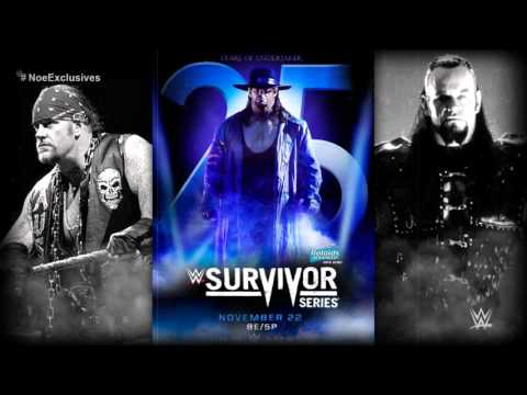 """WWE: Survivor Series 2015 OFFICIAL Theme Song - """"Warriors"""" by Imagine Dragons"""