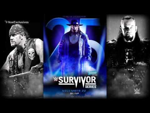 WWE: Survivor Series 2015 OFFICIAL Theme Song -