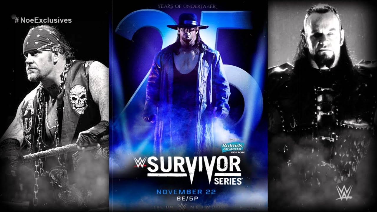 wwe survivor series 2015 official theme song warriors by