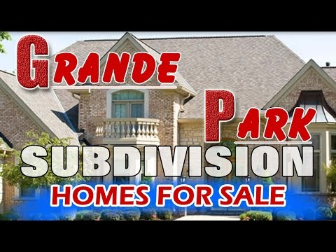 Grande Park House For Sale Near Bednarcik Junior High School