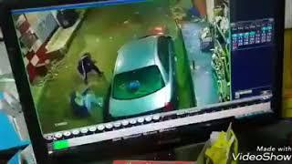 سرقة سيارة من احدي افراد الديب ويب ! ولحظة التعرف علي القاتل | اخطر فيديو مسرب عن الديب ويب