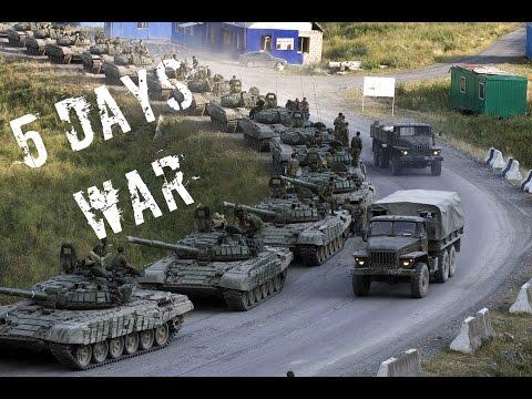 Пятидневная война 2008 | 5...
