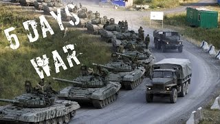 Пятидневная война 2008 | 5 Day's war 2008