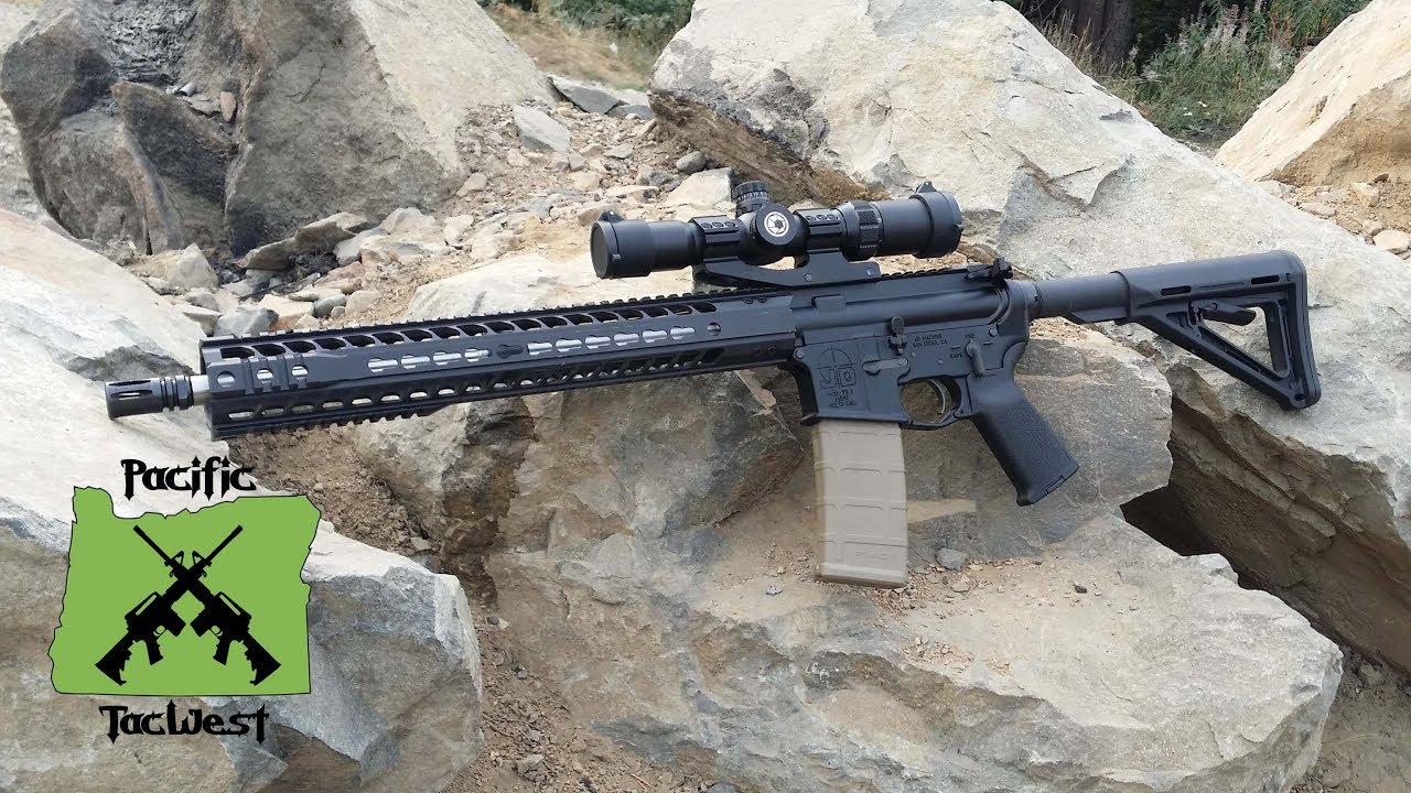 Range Test & Review: Radical Firearms AR-15 Build - Match Grade Upper