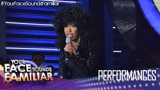 "Your Face Sounds Familiar: Kakai Bautista as Donna Summer - ""Last Dance"""