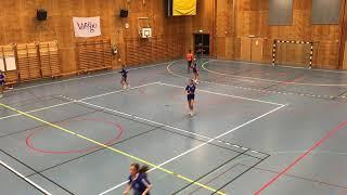 IK Sävehof 1 - Huddinge HK, Första halvleken