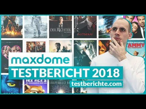Maxdome Test