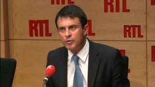 Corse: Valls demande à Orsoni de parler