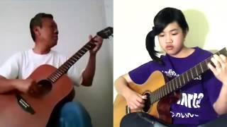 Viens m'embrasser- Guitar Duet