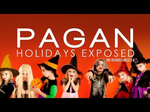 Halloween, Christmas, Easter, all Pagan Holidays Exposed | TVC2.0