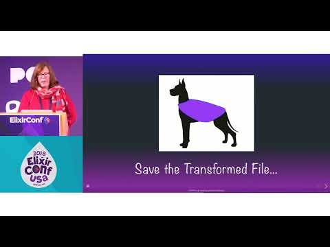 ElixirConf 2018 - Ticket to Fly Porting an Application from Rails to Phoenix - Catherine Zoller