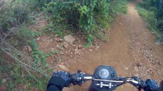 Offroading in a Honda Navi Part 1
