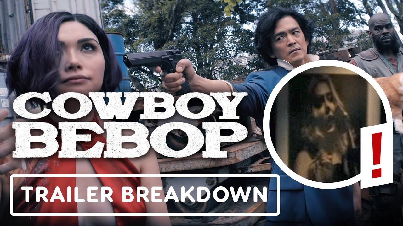 Netflix Cowboy Bebop Trailer Breakdown – IGN